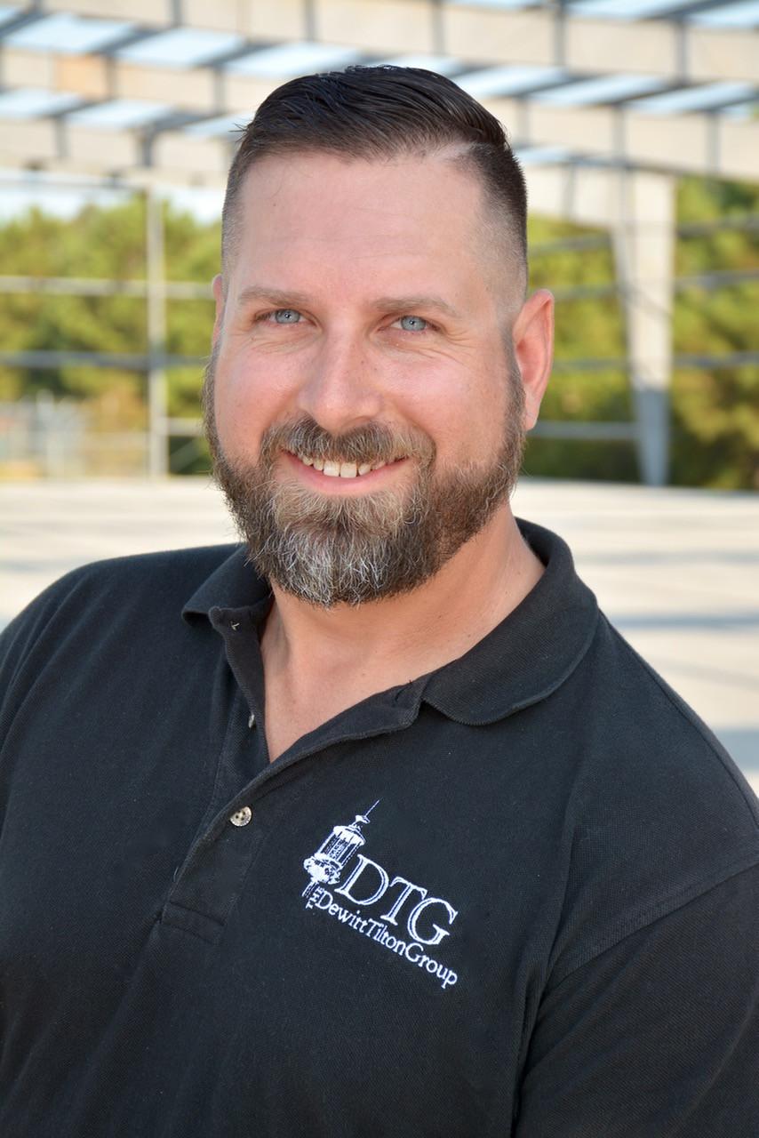 Aaron Cradduck, Construction Superintendent