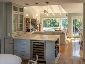 How One Countertop Helped Shape a Beautiful Sea Pines Renovation