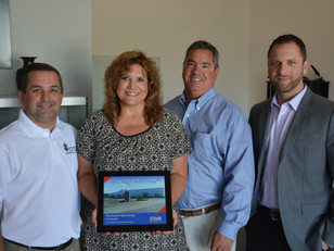 We are Winners! 2016 Star Building System Master Builder Award