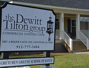 Dewitt Tilton Group Licenses and Permits