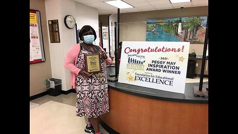 2021 Inspiration Award