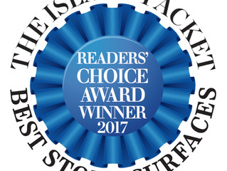 Client Wins Readers' Choice Award