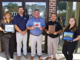 Dewitt Tilton Group Wins Five Star Building Systems Builder Awards