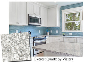 Viatera Quartz for Lowcountry Homes