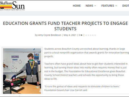 The Foundation In The News