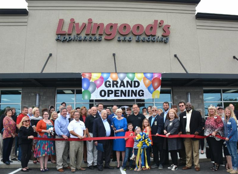 Livingoods Grand Opening
