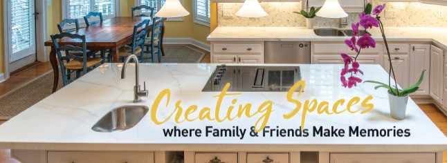 Creating Spaces Where Family & Friends make Mwemories