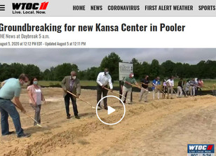 Local News Reports on Our Latest Project and Groundbreaking Ceremonies