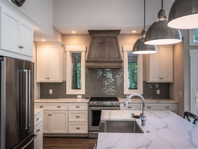 Quartz Countertops Take An Outdated Sea Pines Home To A Dream Retreat Level