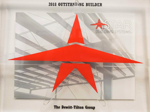 Winner Star Building Award