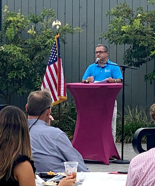 Chris Tilton Presents to Realtors Commercial Alliance of Savannah & Hilton Head