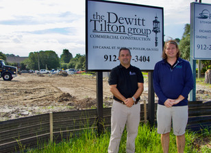 Dewitt Tilton Group Has A Minty New Project; Savannah Morning News