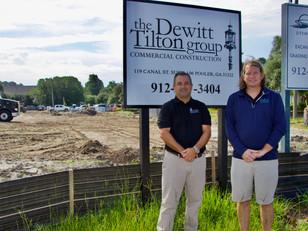 Dewitt Tilton Group Has A Minty New Project; Savannah Morning News