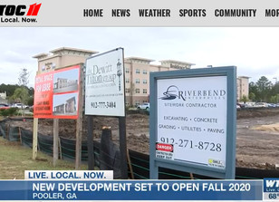Media Reports On One of Our Construction Projects