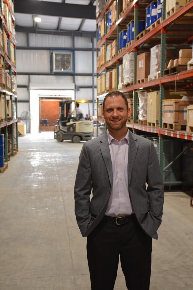 Preciball Warehouse