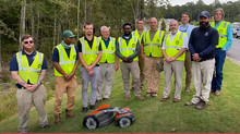 Moonstar Client Introduces Robot Landscapers