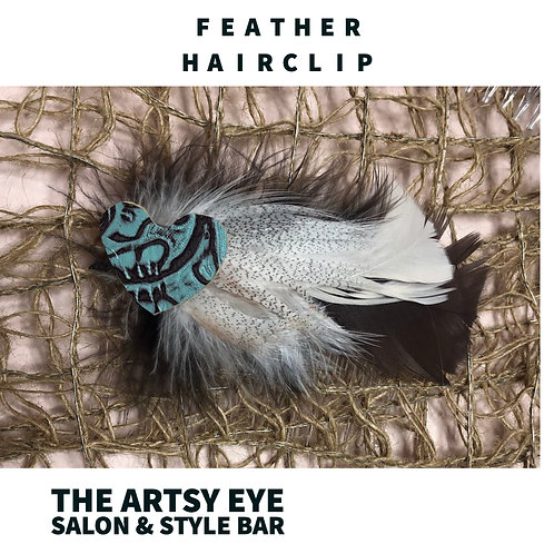 Feather Comb