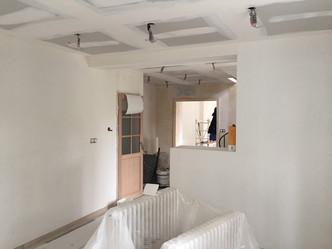 Rénovation Salon Séjour