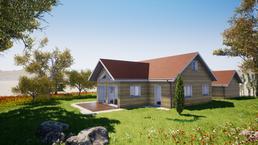 Projet d'une maison Ecologique à Hagenthal 68220