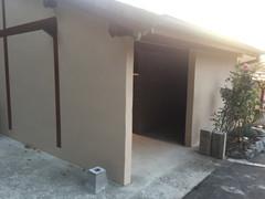 Rénovation d'un garage Wattwiller