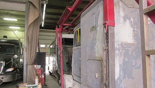 débosselage peinture truck suspension turcotte