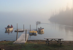 Chasse & Pêche | Chalet à louer | Pourvoirie Monts-Valin du Archer | Québec