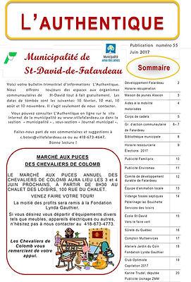 journal municipal Falardea