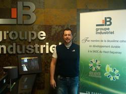 Groupe industriel LB
