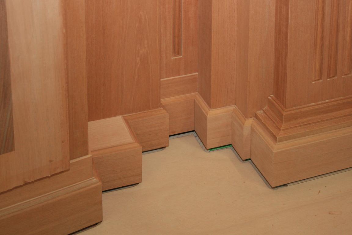 Cabinetmaking details