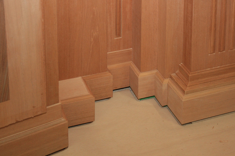 Cabinetmaking details