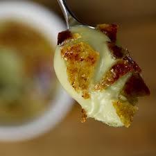 Crème Brûlée all'Avocado