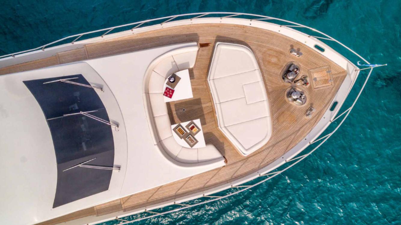 Spectra Yacht - Velvet 100
