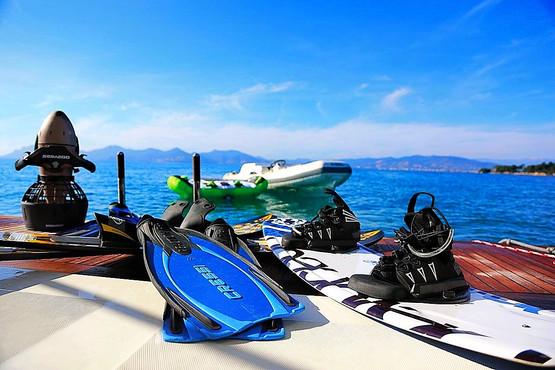 Yacht SERENITY ATLANTIC -  Water Sport T