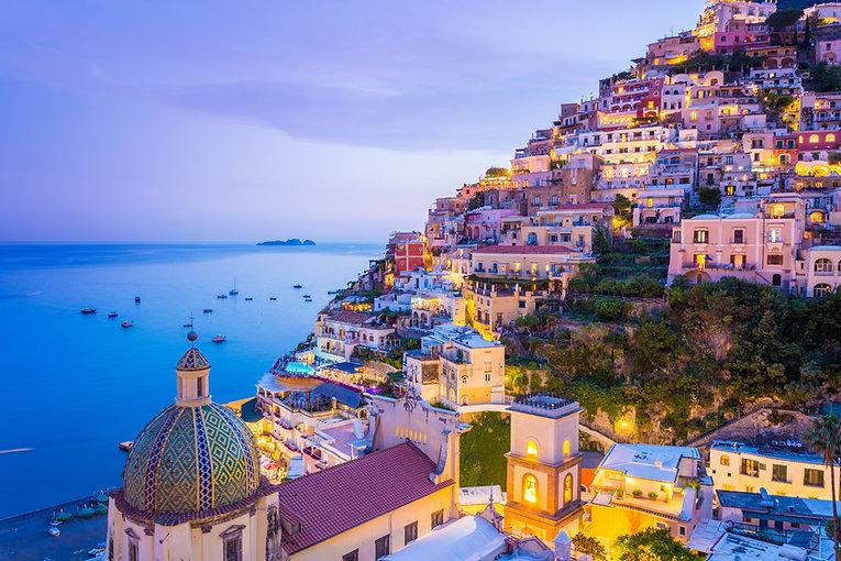 Positano, Amalfi Coast, Campania, Sorren