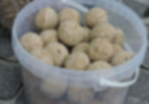 UK Bird Seed Fat Balls