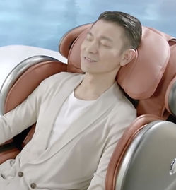 OSIM uDivine Massage Fit For A King Feauting Andy Lau_LH. M Advertising Agency