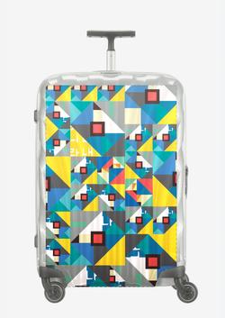 Samsonite Luggage Design