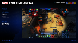 PC. Marvel End Time Arena