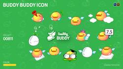 Web. Messenger Icon