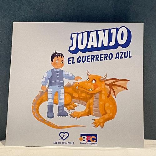 Cuento: Juanjo, El Guerrero azul
