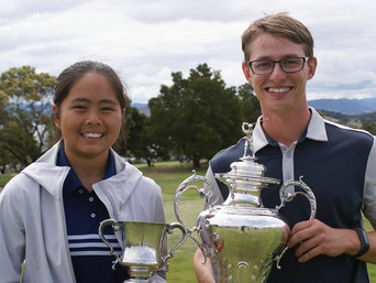 Shannon Tan Wins Tasmanian Am