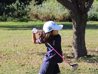 8 year old Tori's first Win