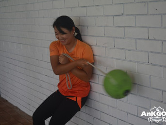 Ank TPI Fitness Session