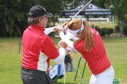 ゴルフスイングなどの技術からメンタルトレーニングまで総合的に習得