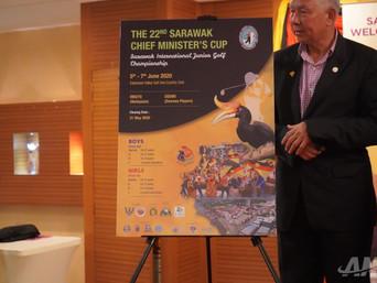 2019 Sarawak CM CUP