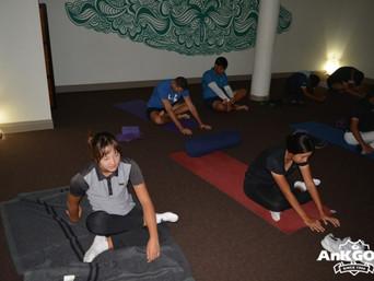 Friday Morning Yoga