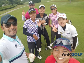 AnK Goes to Thailand - Singha Golf Academy