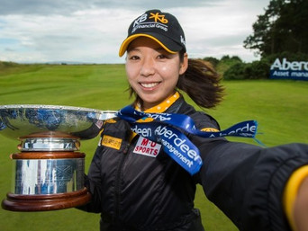 LPGA Player Mi-hyang Lee