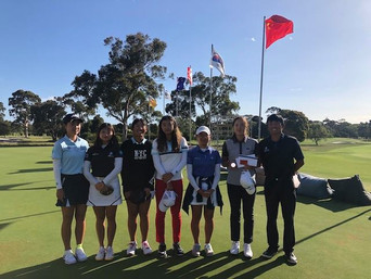 Vic Junior Masters - 2019