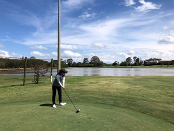 Riversdale Lakes Round (Adjusting to the conditions)